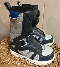 ThirtyTwo Kids BOA fall 2014 Snowboard Boots Sz 3