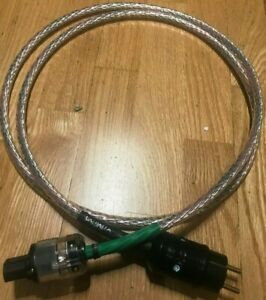 Nordost Valhalla Power Cable 2m Original Factory Manufacturing Serial Number