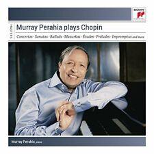 Murray Perahia - Murray Perahia Plays Chopin [CD]