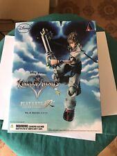 Roxas Sealed Play Arts Kay No.2 Kingdom Hearts 2 Square Enix Disney Nuovo