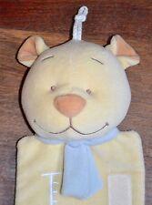 Toise bébé fille ou garçon pour chambre enfant en peluche douce NOUKIE'S