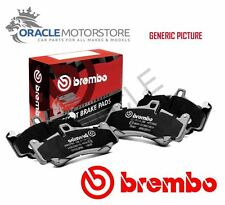 NEW BREMBO REAR BRAKING PADS BRAKE PADS SET GENUINE OE QUALITY P85020