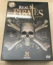 Real Pirates Of The Caribbean (DVD, 2008) **NEW AND SEALED**