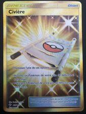 Carte Pokemon CIVIERE 165/147 Dresseur Secrète Soleil et Lune 3 SL3 FR NEUF