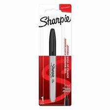 Sharpie Permanent Marker Pen Black Marker Pen - Fine