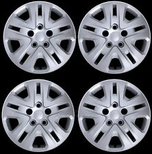 "4 New 2014-2018 Dodge Grand Caravan 17"" Bolt On Hub Caps Full Rim Wheel Covers"