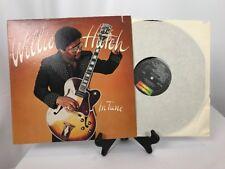 Willie Hutch - In Tune - LP Vinyl Records(D8)