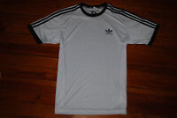 NEW Men's Adidas Skateboarding Trefoil Stacked 3-Stripe Shirt (Medium Large XL)