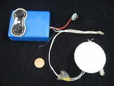 Vintage Novelty 6 Transistor Radio  JAPAN 9v - Parts/Repair