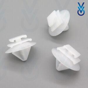 10x VVO® Clips de baguette moulure laterale pour certains véhicules Peugeot