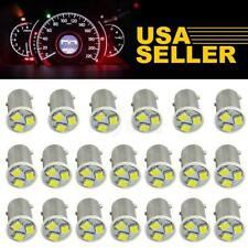 10 Asst Fits Ford Lincoln Mercury 12V LED 194 Wedge Instrument Panel Light Bulbs