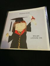 Congratulations On Your Graduation Card BNIP Funny Humourous
