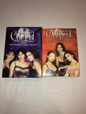 Charmed TV Series Complete First and Secknd Seasons DVD Collections