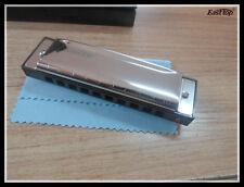 EASTTOP T10-3 cheap blues harmonica mouth organ,key of C. diatonic harmonica