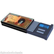 Small Pocket Scale 100g x 0.01 Gram Carat Grain Dwt AWS MB-100 Matchbox Vintage