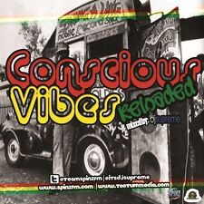 CONSCIOUS VIBES RELOADED REGGAE CULTURE LOVERS ROCK MIX CD