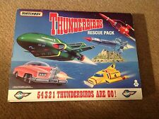 Thunderbirds Rescue Pack