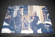 "DAVID SPADE signed Autogramm auf 20x30 ""RULES OF ENGAGEMENT"" Bild InPerson LOOK"
