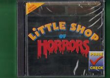 LITTLE SHOP HORRORS OST COLONNA SONORA LA PICCOLA BOTTEGA .. CD NUOVO SIGILLATO