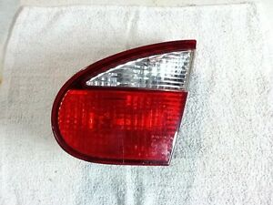 2000 Daewoo Lanos Tail Light Inner Trunk Mounted Passenger Side Right R