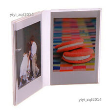 5pcs Instant Picture Photo Frame Crystal Clear For Polaroid Fujifilm Instax Film