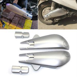 Motorcycle  Rear Flat Fork Splash Guard Protection Cover Mudguard Shield