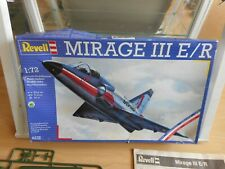 Modelkit Revell Mirage III E/R on 1:72 in Box