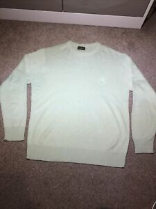 mens Timberland Jumper Sweater Size M Green