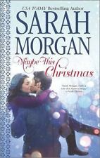Maybe This Christmas by Sarah Morgan (2014, Paperback) Romance