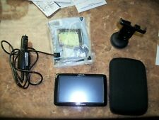 Magellan RoadMate 5120-LMTX Mobile GPS bundle (with accesories)