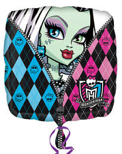 "Monster High Birthday Party Decoration 18"" Non Message Foil Balloon"