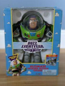 Toy Story Buzz Lightyear Original 1995 (model 62809) Thinkway Disney Pixar