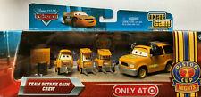 Disney Pixar Cars Team Octane Gain Crew Chief Pitties Piston Cup Nights