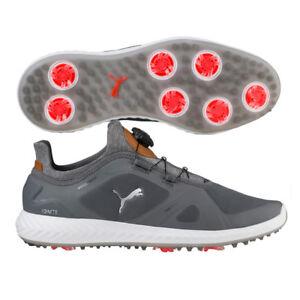 Puma Ignite PWRAdapt Disc Golf Shoes 2018 Quite Shade 190582 03  NEW 10214
