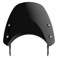 Yamaha XSR900 - Dart Classic Flyscreen Windscreen in Midnight Tint