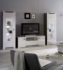 Mistral Italian 1 Door Display Cabinet
