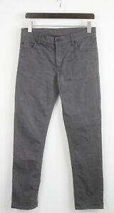 CHEAP MONDAY PREMIUM TIGHT GREY Men's W31/L32 Stretchy Zip Fly Jeans 23247_JS