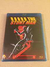 The Stunt Man - Peter O' Toole Blu-ray Severin Films New Sealed Out Of Print