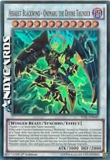 ASSAULT BLACKWING - ONIMARU THE DIVINE THUNDER  (Alanera) Super R • TDIL EN049