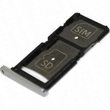 Motorola Moto X Force Sim SD Card Replacement Tray White OEM
