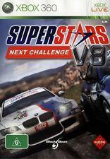 SUPERSTARS NEXT CHALLENGE V8 XBOX 360 ottime condizioni