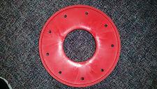 """Nylogrit 12"""" shower feed rotary carpet brush scrubber 30127 .022 nylon 5"""""""