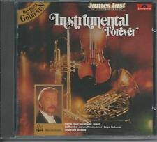 JAMES LAST - Instrumental Forever CD Album 12TR WEST GERMANY PRINT 198?