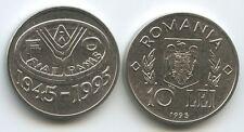G5011 - Rumänien 10 Lei 1995 FAO KM#117.1 UNC Erhaltung Romania