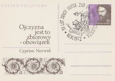Poland postmark GDANSK - scouting Hevelius