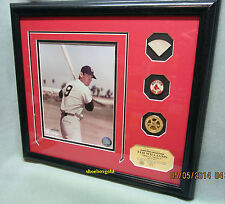 TED WILLIAMS Boston Red Sox, GAME-USED BAT PHOTOMINT, Ltd to 350