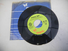 JOHN DAWSON READ a friend of mine is going blind/superficial things UNPLAYED  45