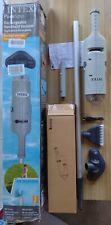 Intex 28620EP Rechargeable Handheld Swimming Pool Vacuum - Gray