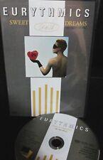 Eurythmics - Sweet Dreams NEW ! DVD Live Concert Annie Lennox Music Videos