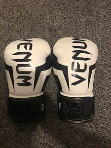 Venum Elite Thai Boxing Gloves